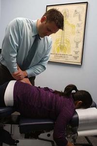 Norfolk Chiropractor Patient - Chiropractic Techniques